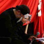 نوحه خوانی حاج محمود کریمی شب عاشورا محرم ۹۵
