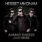 دانلود آهنگ جدید احمد سعیدی به نام حست میکنم