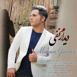 دانلود آهنگ جدید محسن گروسی دیدار مخفی
