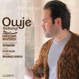 دانلود آهنگ جدید حسن احمدی اوج دلتنگی