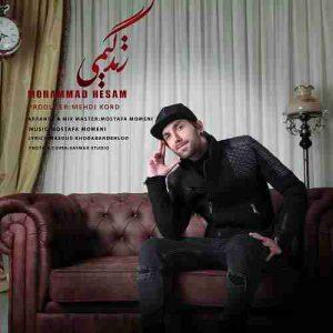 دانلود آهنگ جدید محمد حسام زندگیمی