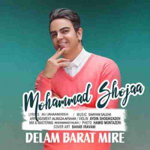 دانلود آهنگ جدید محمد شجاع دلم برات میره