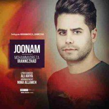 دانلود آهنگ جدید محمدرضا ایران نژاد جونم