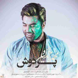 دانلود آهنگ جدید محمد زند وکیلی پردوش