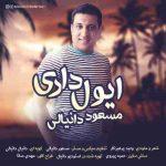 دانلود آهنگ جدید مسعود دانیالی به نام ایول داری