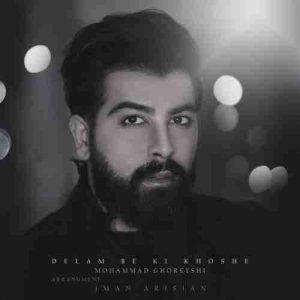 دانلود آهنگ جدید محمد قریشی دلم به کی خوشه