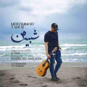 دانلود آهنگ جدید محمد طاهر شبیه من
