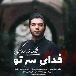 دانلود آهنگ جدید محمد زند وکیلی فدای سر تو