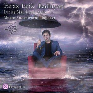 دانلود آهنگ فراز تاجیک بدبیاری