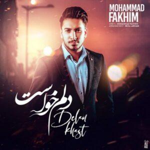 دانلود آهنگ محمد فخیم دلم خواست